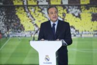 """Florentino Perez - Madrid - 26-06-2013 - Ancelotti al Real: """"Vincere giocando un calcio spettacolare"""""""