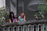 Diego Domingu, Lodovica Comello, Martina Stoessel - Milano - 26-06-2013 - Il ciclone Violetta si abbatte su Milano