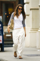Jessica Biel - New York - 25-06-2013 - Estate 2019: impossibile rinunciare alle infradito