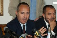 """Palermo - 27-06-2013 - Miccoli in lacrime: """"Sono contro la mafia"""""""