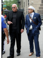 Joe Pantoliano - New York - 27-06-2013 - I funerali di James Gandolfini a New York