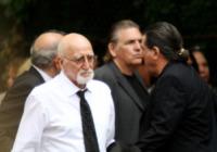 Dominic Chianese - New York - 27-06-2013 - I funerali di James Gandolfini a New York