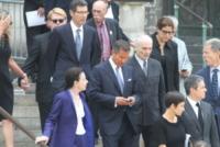 David Chase - New York - 27-06-2013 - I funerali di James Gandolfini a New York