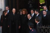 Carlo Ponti Jr, Edoardo Ponti, Sophia Loren - Magenta - 15-01-2007 - Sofia Loren vorrebbe una visita dal marito defunto