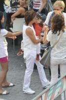 Penelope Nannini, Gianna Nannini - Roma - 27-06-2013 - Fiocco rosa per Rachel Weisz, che belle le mamme negli anta!
