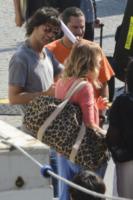 Simone Annicchiarico, Alessia Marcuzzi - Roma - 27-06-2013 - Moda animalier: questa estate è uno zoo