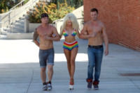 Courtney Stodden - Los Angeles - 26-06-2013 - Courtney Stodden: una maggiorata a favore dei matrimoni gay