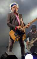 Keith Richards - Pilton - 29-06-2013 - Vanity Fair incorona le star meglio vestite, con sorprese
