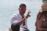 Marco Borriello - Formentera - 01-07-2013 - Belen-Borriello: la verità nel selfie della showgirl