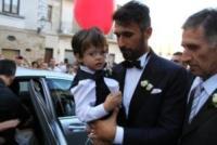 Matija Vucinic, Mirko Vucinic - Mesagne - 01-07-2013 - Mammo son tanto felice, il lato paterno dei vip