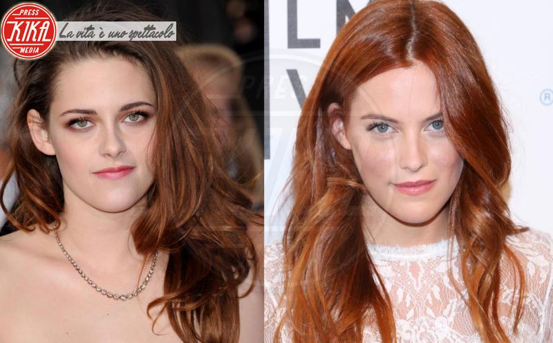 Riley Keough, Kristen Stewart - 02-07-2013 - Separati alla nascita: le star e i loro cloni