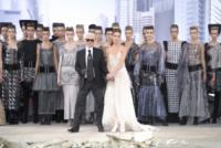 Sfilata Chanel, Karl Lagerfeld - Parigi - 02-07-2013 - Karl Lagerfeld, ecco le sue ultime volontà