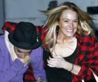 Samantha Ronson, Lindsay Lohan - Hollywood - 10-07-2008 - Erin Foster: dalla relazione con Samantha Ronson a Harry Styles