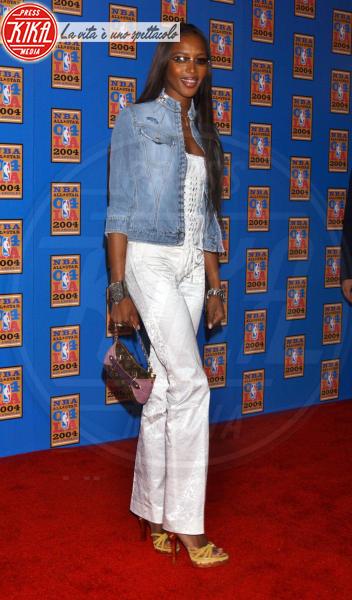 Naomi Campbell - Los Angeles - 15-02-2004 - Naomi si pente e chiede scusa