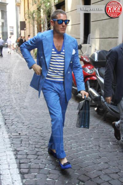 Lapo Elkann - Milano - 02-07-2013 - Lapo Elkann, 40 anni tra genio (stilistico) e sregolatezza