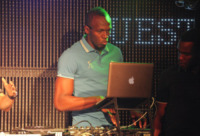 Usain Bolt - Parigi - 04-07-2013 - Russell Crowe & Co., quando l'attore diventa musicista