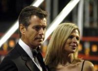 daughter, Pierce Brosnan - Londra - 19-02-2006 - Charlotte Brosnan poteva salvarsi con il test anticancro?