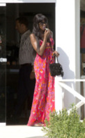 Naomi Campbell - Marbella - 04-07-2013 - Maxi dress: tutta la comodità  dell'estate