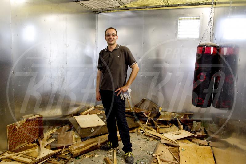 """Forl"""" - 05-07-2013 - Stress da lavoro addio, è nata la camera della rabbia"""