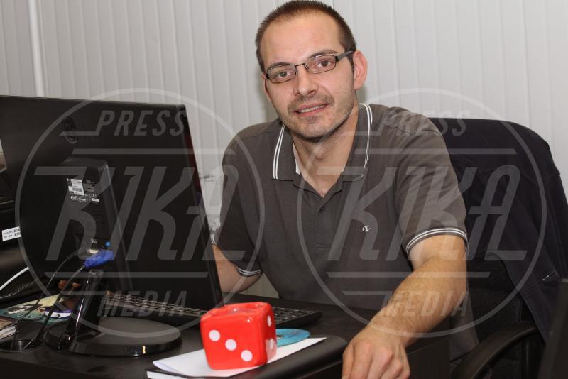 """Cristian Castagnoli - Forl"""" - 05-07-2013 - Stress da lavoro addio, è nata la camera della rabbia"""