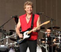 Bon Jovi, Jon Bon Jovi - Londra - 05-07-2013 - Madonna batte Gaga: è lei la musicista più ricca per Forbes