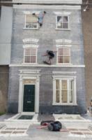 Dalston House - Londra - 06-07-2013 - Dalston House: la scalata è un'illusione ottica