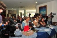 Conferenza stampa - Lampedusa - 07-07-2013 - Lampedusa: fervono i preparativi aspettando Papa Francesco