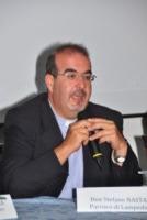 Don Stefano Nastasi - Lampedusa - 07-07-2013 - Lampedusa: fervono i preparativi aspettando Papa Francesco
