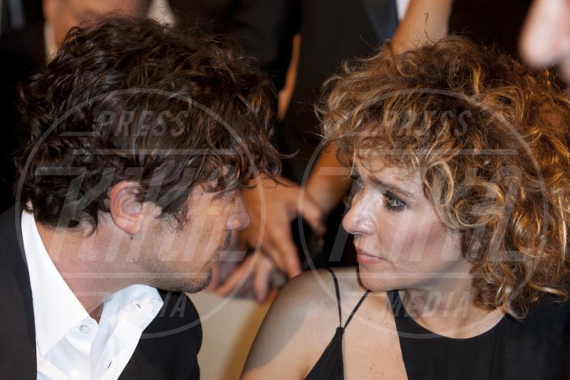 Riccardo Scamarcio, Valeria Golino - Taormina - 06-07-2013 - Woodley-James: quando il set e' galeotto