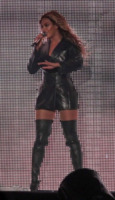 Beyonce Knowles - New Orleans - 08-07-2013 - Vanity Fair incorona le star meglio vestite, con sorprese