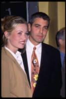 Celine Balitran, George Clooney - Hollywood - 27-12-2005 - Talia Balsam: ma che hai fatto a George Clooney?