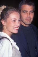 Celine Balitran, George Clooney - Hollywood - 04-04-1997 - Talia Balsam: ma che hai fatto a George Clooney?