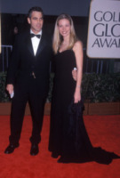 Celine Balitran, George Clooney - Hollywood - 18-01-1998 - Talia Balsam: ma che hai fatto a George Clooney?