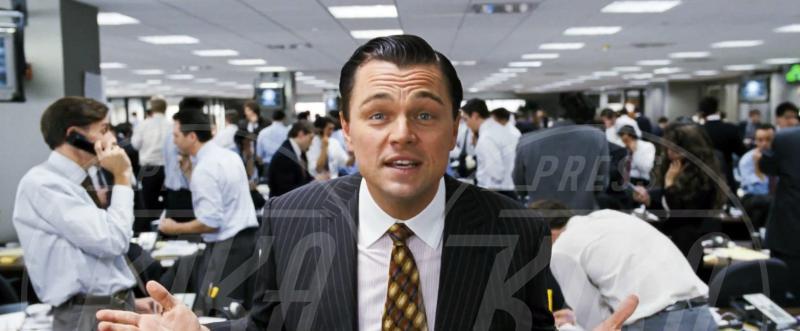 Leonardo DiCaprio è Jordan Belfort in The Wolf of Wall Street