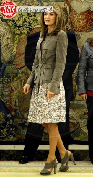Letizia Ortiz - Madrid - 12-05-2009 - Quando magro non è bello: star che sono dimagrite troppo