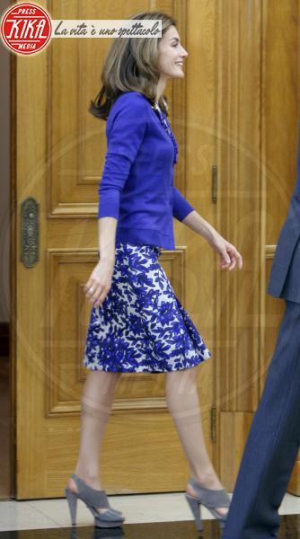 Letizia Ortiz - Madrid - 19-05-2009 - Quando magro non è bello: star che sono dimagrite troppo