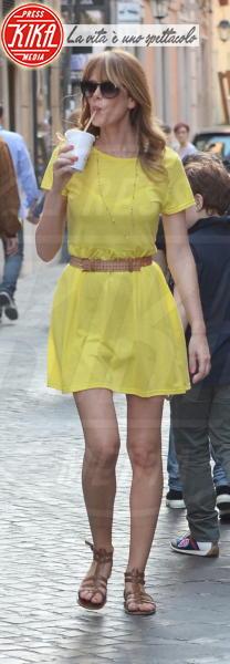 Alessia Marcuzzi - Roma - 28-04-2012 - Quando magro non è bello: star che sono dimagrite troppo