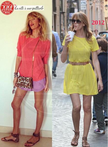 Alessia Marcuzzi - 08-07-2013 - Quando magro non è bello: star che sono dimagrite troppo