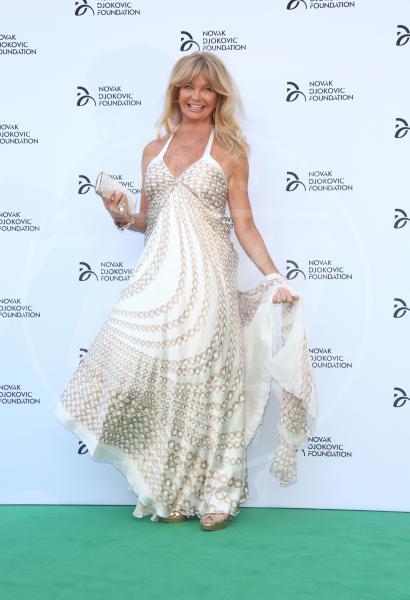 Goldie Hawn - Londra - 08-07-2013 - Maxi dress: tutta la comodità dell'estate