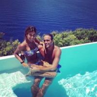 Alessandro Matri, Federica Nargi - Milano - 09-07-2013 - Dillo con un tweet: Elisabetta Canalis tra lato b e genitori