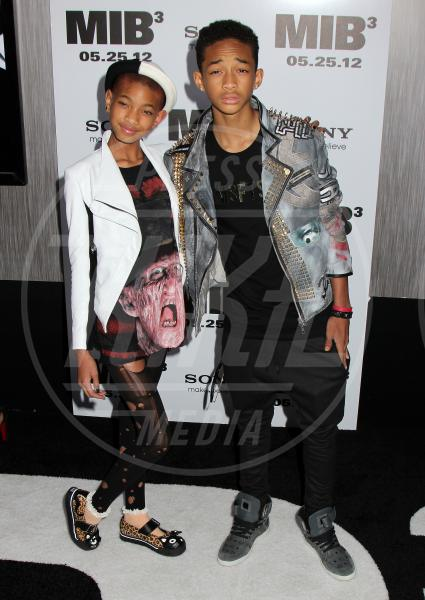 Jaden Smith, Willow Smith - New York - 24-05-2012 - Il mondo è bello vicino a mio fratello