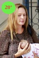 Uma Thurman - New York - 30-08-2012 - Il Royal Baby? Saràcugino di Ben Affleck!