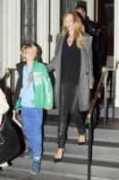 Levon Hawke, Uma Thurman - New York - 14-01-2013 - Il Royal Baby? Saràcugino di Ben Affleck!
