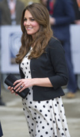 Kate Middleton - Londra - 26-04-2013 - Il Royal Baby? Saràcugino di Ben Affleck!