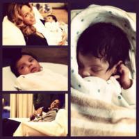 Blue Ivy, Jay Z, Beyonce Knowles - Los Angeles - 12-02-2012 - Il Royal Baby? Saràcugino di Ben Affleck!