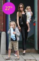 Vivienne, Angelina Jolie - Londra - 04-09-2011 - Il Royal Baby? Saràcugino di Ben Affleck!