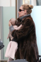 Uma Thurman - Londra - 25-01-2013 - Il Royal Baby? Saràcugino di Ben Affleck!