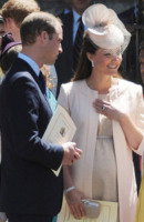 Principe William, Kate Middleton - Londra - 04-06-2013 - Il Royal Baby? Saràcugino di Ben Affleck!