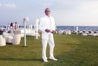 Luca Ward - Fregene - 10-07-2013 -  Luca Ward e Giada Desideri si sono sposati a Fregene