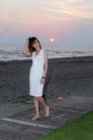 Giorgia Wurth - Fregene - 10-07-2013 -  Luca Ward e Giada Desideri si sono sposati a Fregene